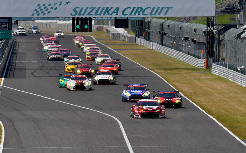 第6戦 鈴鹿:GT300クラス公式予選・Q1組分けの画像