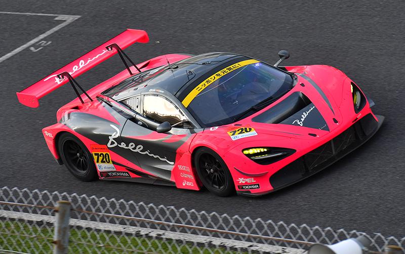 Rd.6 決勝GT300:2~3位コメントの画像
