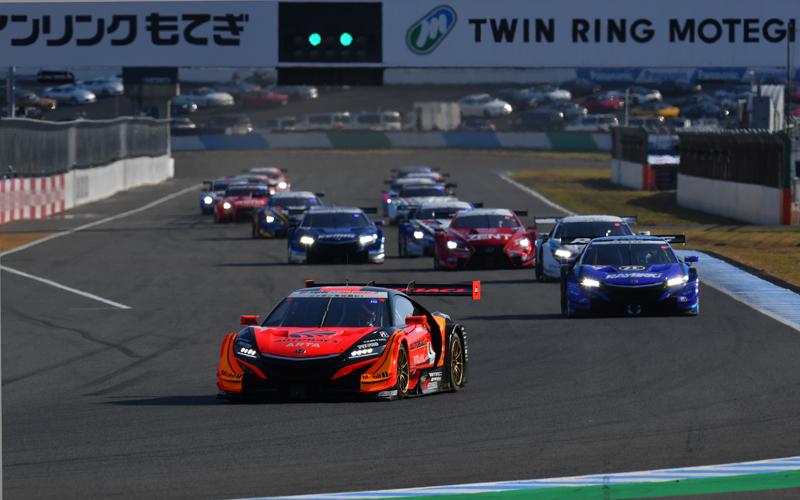 2019年SUPER GT開催カレンダーが変更され、最終戦もてぎ大会の日程が新たに。公式テストの日程も明らかに。の画像