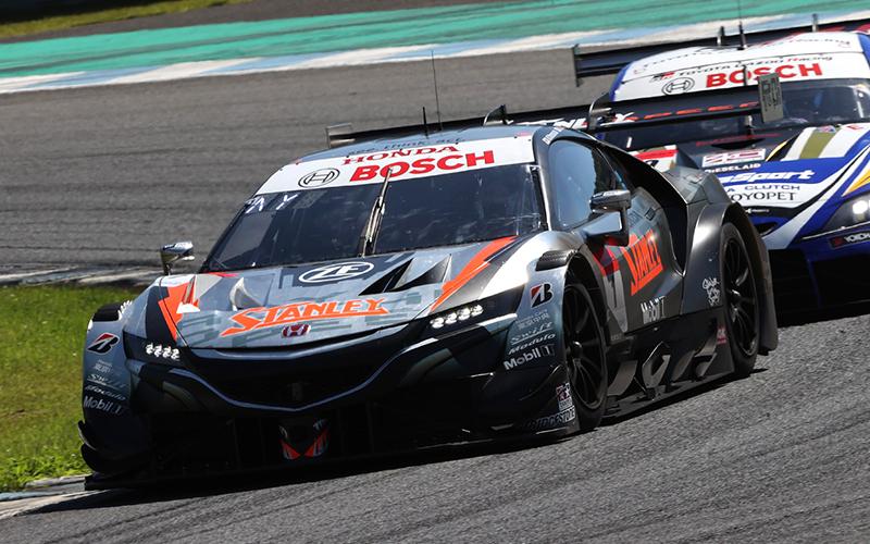 Rd.4 決勝GT500:STANLEY NSX-GTがポール・トゥ・ウイン!接戦の連続も2021王者が会心の勝利の画像