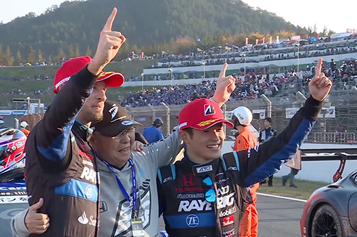 2018 SUPER GT Summary