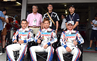 Race Day Report : 第5戦 決勝日レポート Part3 | SUPER GT OFFICIAL ...