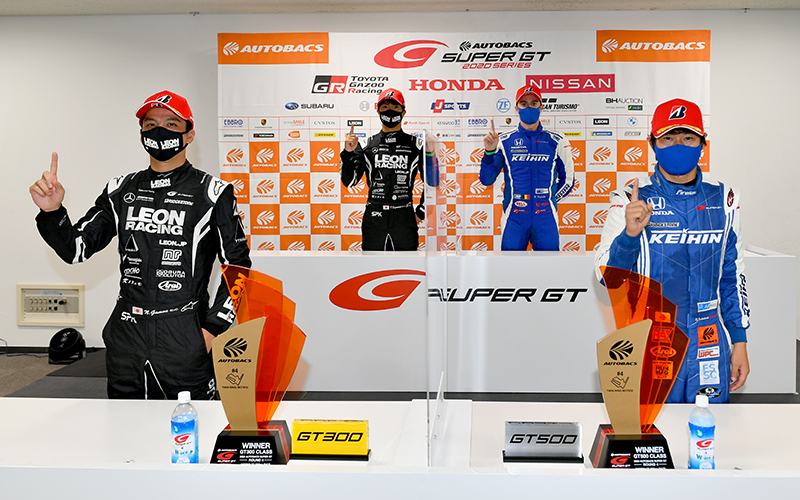 Round 4 Race Press Conferenceの画像