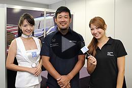 ZFオフィシャル SUPER GTレポーター 2014 鈴鹿サーキット編