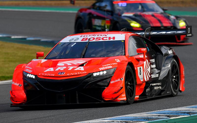 Rd.7 決勝GT500:ARTA NSX-GTが待望の今季初勝利!NSX-GT全5台がトップ5を独占するの画像