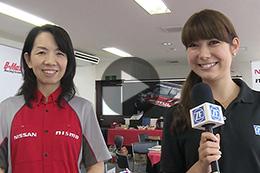 ZFオフィシャル SUPER GTレースレポーター2015・SUGO編